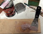 Deck building 06 -Mixed auto boady filler -small.JPG