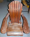 Deck building 17 -There are also two chairs like this one to restore -small.JPG
