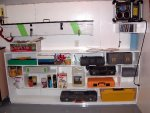 The new shelf unit after one day -small.JPG